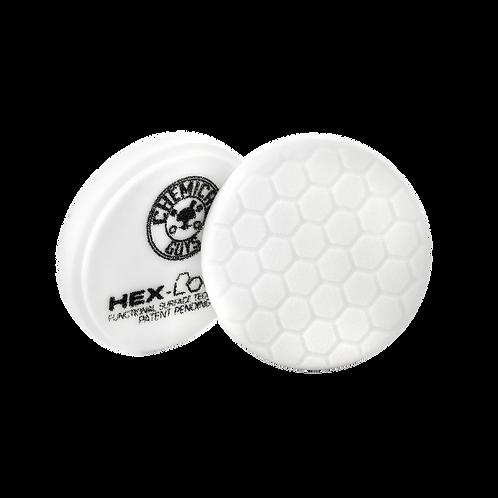 "Chemical Guys Hex-Logic 5.5"" White Light-Medium Polishing Pad"