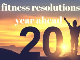 SMART Fitness Resolutions For The Year Ahead