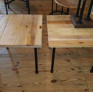 End Tables by Repurposed Rustics, LLC