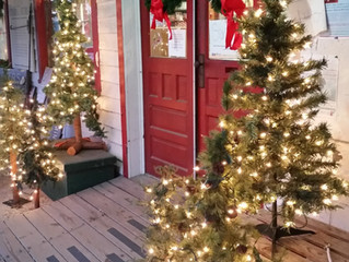 Enjoying Christmas Traditions from the Past