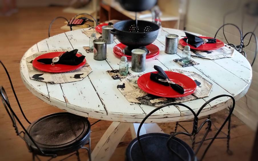Distressed Wood Painted table.jpg