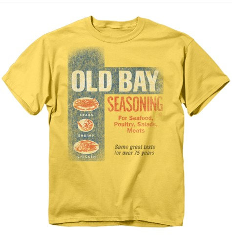 Old Bay Seasoning T-Shirt