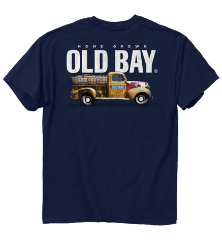 Home Grown Old Bay Truck