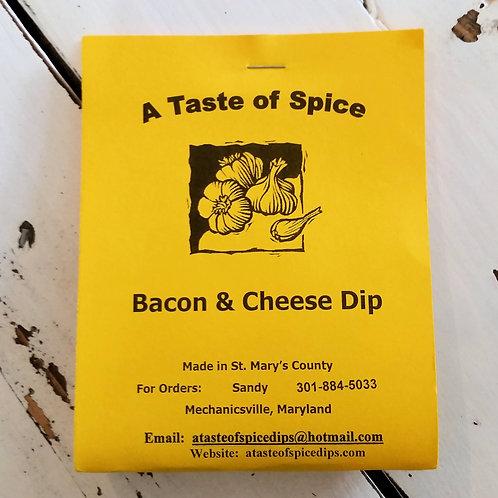 Bacon & Cheese Dip Mix