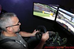 Simulation de F1 à 300 Km/h
