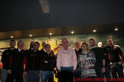 La Team Audi et la Team Stand JET9