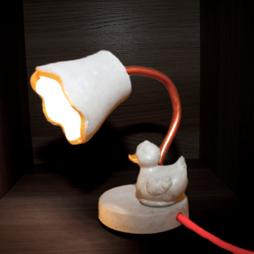 Rubber Duck table lamp