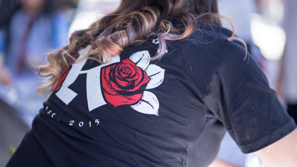 rose-back