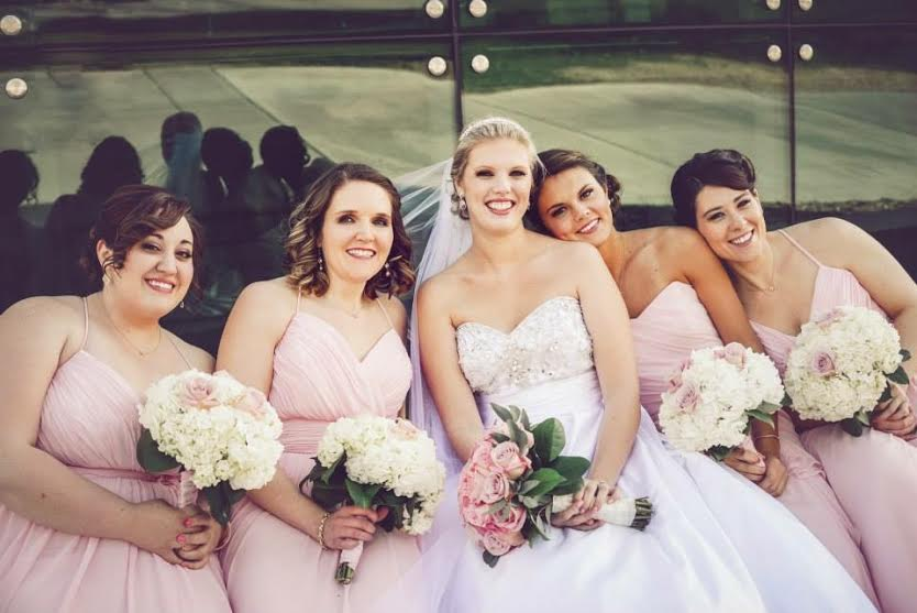 Taylor's Bridal Party 2015