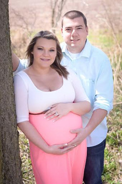 Allisa 2015 Pregnancy Photo