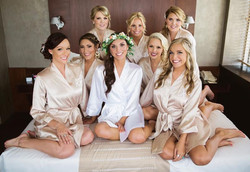 Shelby and Bridal Party 2015