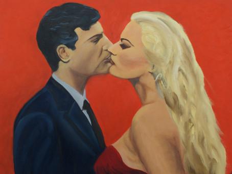 Saint-Valentin : florilège de baisers