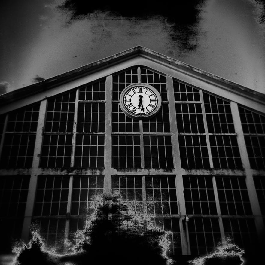 Factory-Clock-BW