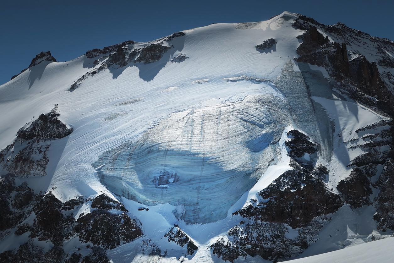 Glacier-Eye