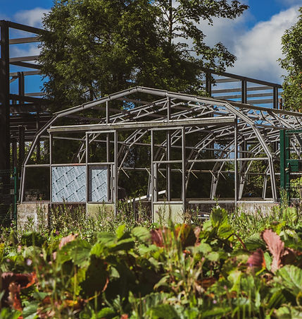 Hermitage Park Green House