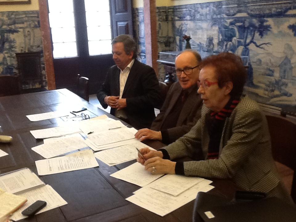 Reunião de Direcção