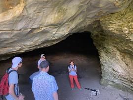 la grotte de Centaure Chiron