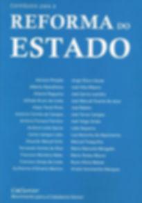 livro Reforma do Estado.JPG