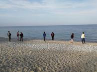 sur la côte de Platamonas