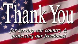 Veterans Day, 1st responders and Educators 10% Discount!!!.
