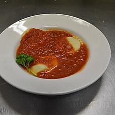 Raviloi or Tortellini