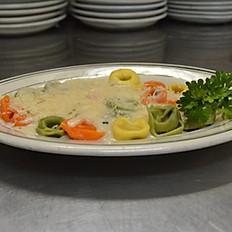 Ravioli or Tortellini