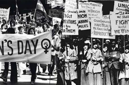 8. Mart: Dan kada su žene protestovale za svoja prava