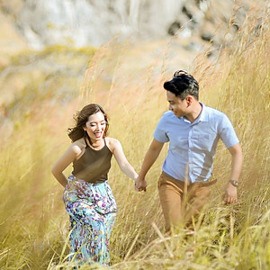 Arvin & Mary Joice e-session