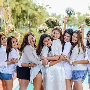 Abdel | Pao  Wedding