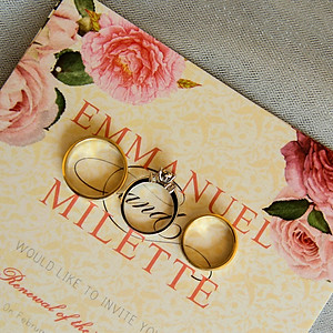 Emman + Milette  Wedding