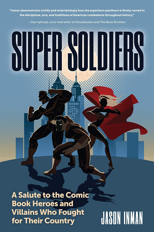 Super Soldiers (Signed)