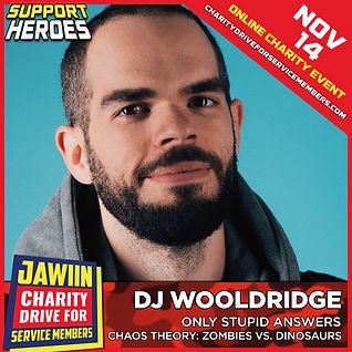 DJ WOOLDRIDGE