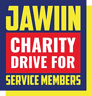 Jawiin Charity Drive for Service Members