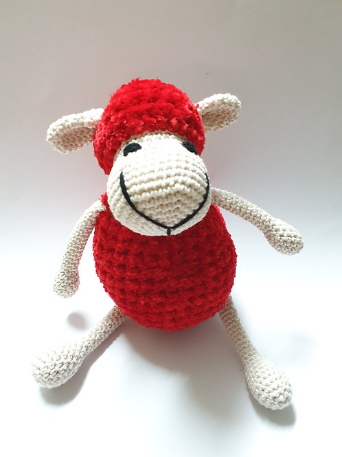 כבשה אדומה
