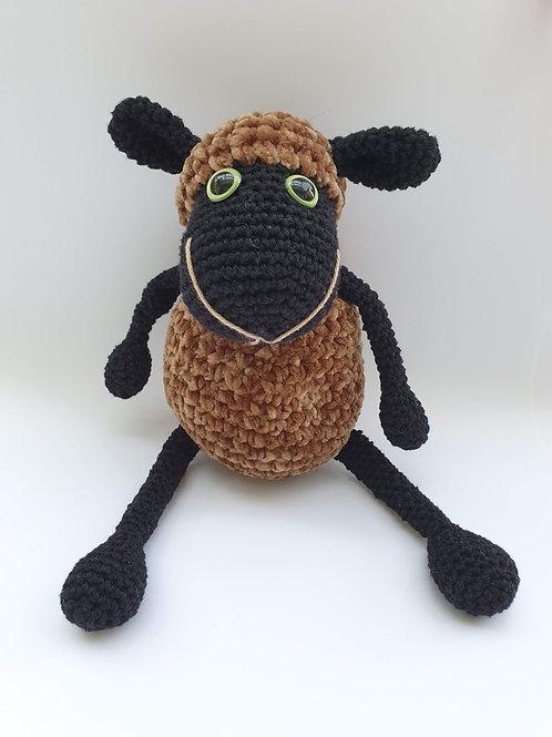 Sheep- Black Brown