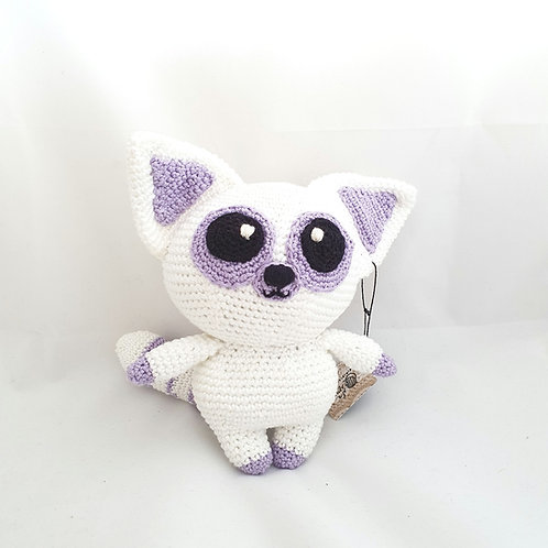 Raccoon puppy (Beanie)