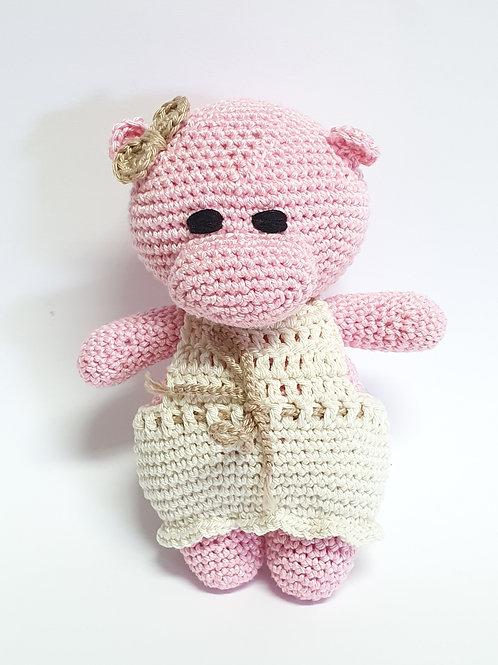 Baby Hippo Girl