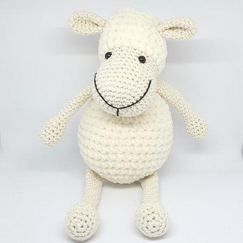 כבשה לבנה
