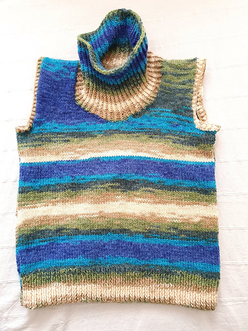 Colored Wool Sweater
