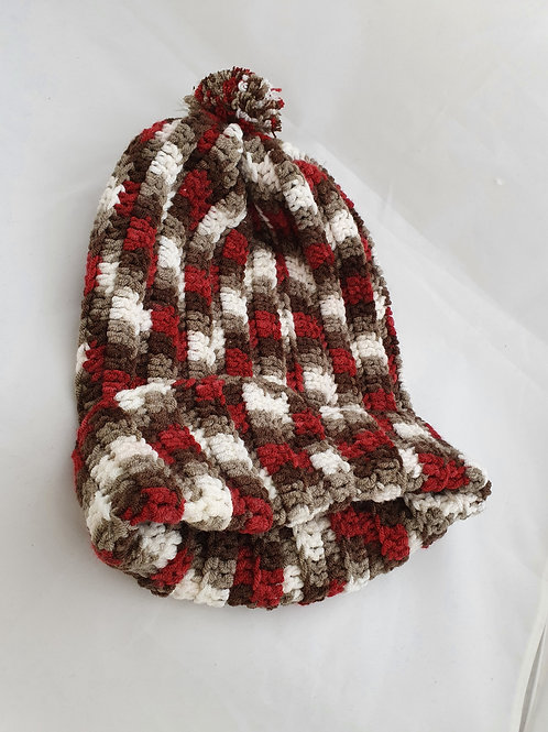 Colored Wool Hat