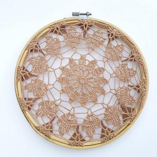Lace Knitting Crochet