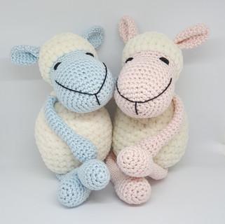 כבשים סרוגות