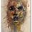 "Thumbnail: Premium Giclée Paper Print ""Embracing Chaos"", Abstract Art"