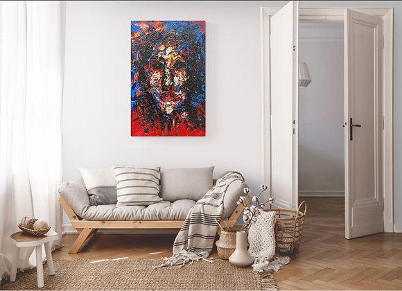 """Original Art """"Tribal"""""""