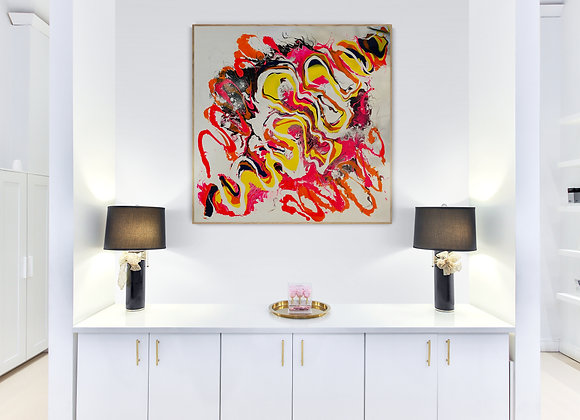 "Original Art ""Snake"""