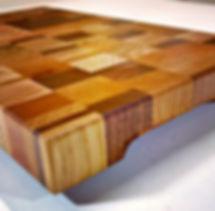 TruCraft furniture chicago cutting board serving tray
