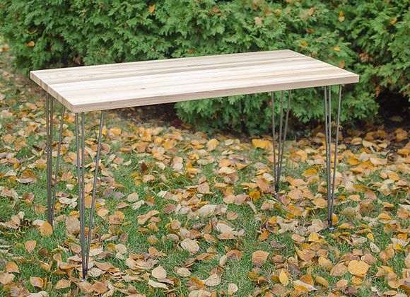 Solid Hardwood Console Table