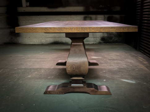 The Yorkshire Pedestal Dining Table