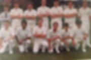 Priestley Shield and League Winners 1987