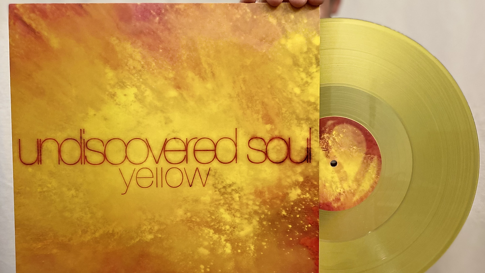 Yellow - limited Vinyl